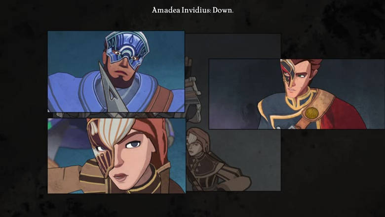 [Nintendo Switch] «Masquerada: Songs And Shadows» – ах ренессанс, ах ренессанс